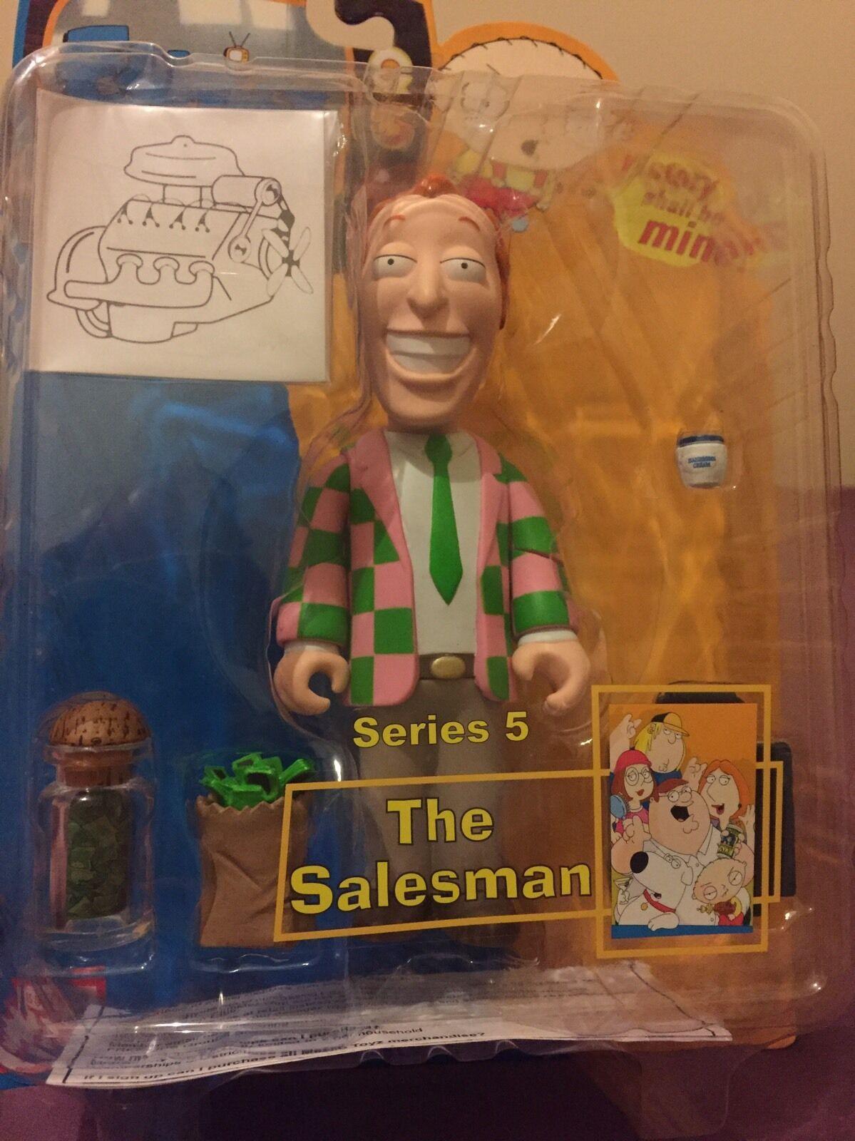 Der verkäufer bild - mezco family guy series 5 -