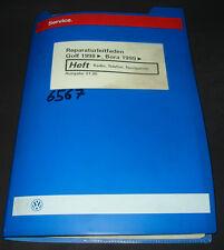 Werkstatthandbuch VW Golf IV 4 Bora Radio / Telefon / Navigation ab 1998 / 1999