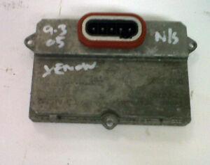 SAAB-9-3-93-Zeon-Xenon-Control-Unit-ECU-Electronic-2003-2007-12790592-Ballast