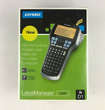Dymo Labelmanager420p Label Thermal Printer D1 With Pc Or Mac Connection