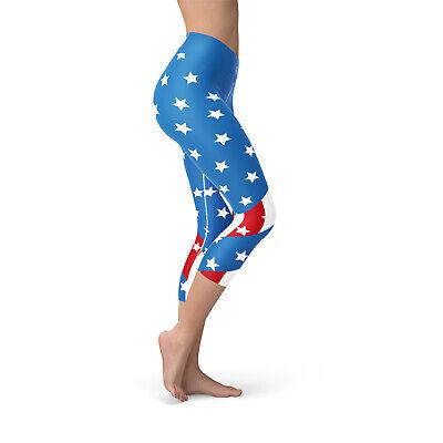 Our Flag Yoga Leggings