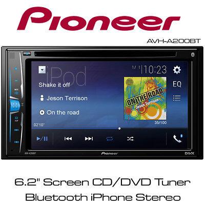 JVC KW-DB93BT Doble Din Bluetooth sintonizador DAB CD MP3 Usb Aux Ipod Android Estéreo