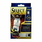Panini Select 2020 NBA Trading Card Hanger Box (20 Cards, Shimmer Prizms)