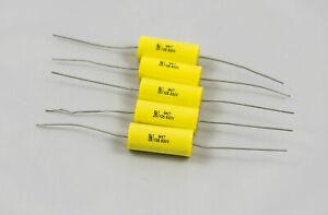 5-x-Condensadores-axiales-470nf-0-47uF-to-1uf-630V-Axial-capacitors