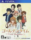 Golden Time: Vivid Memories (Sony PlayStation Vita, 2014) - Japanese Version