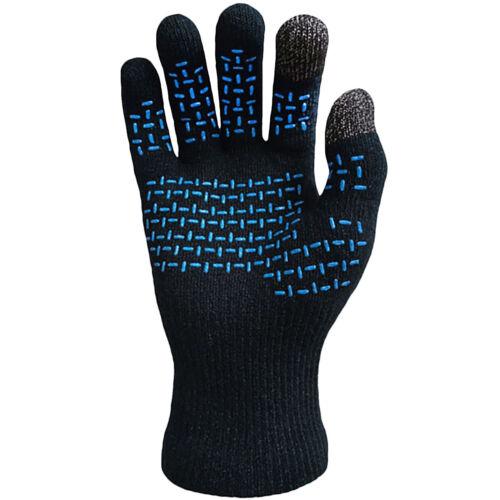 Dexshell Ultralite Écran Tactile Imperméable Respirant Gants Heather Bleu