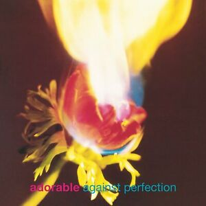 ADORABLE-AGAINST-PERFECTION-LIMITED-FLAMING-VINYL-VINYL-LP-NEW