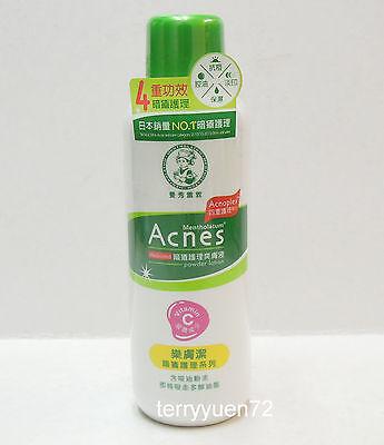 Mentholatum Acnes Medicated Powder Face Lotion 4 in 1 (Toner) 150ml / 5 fl oz