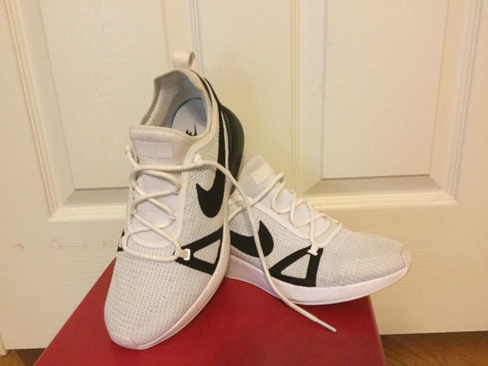 Brand discount Nike Duel Racer 918228-102  White Black Men's Sportswear Running Shoes NEW!