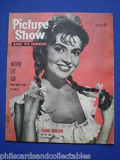 Picture Show & T.V. Mirror  - July 16th 1960 - Yvonne Monlaur