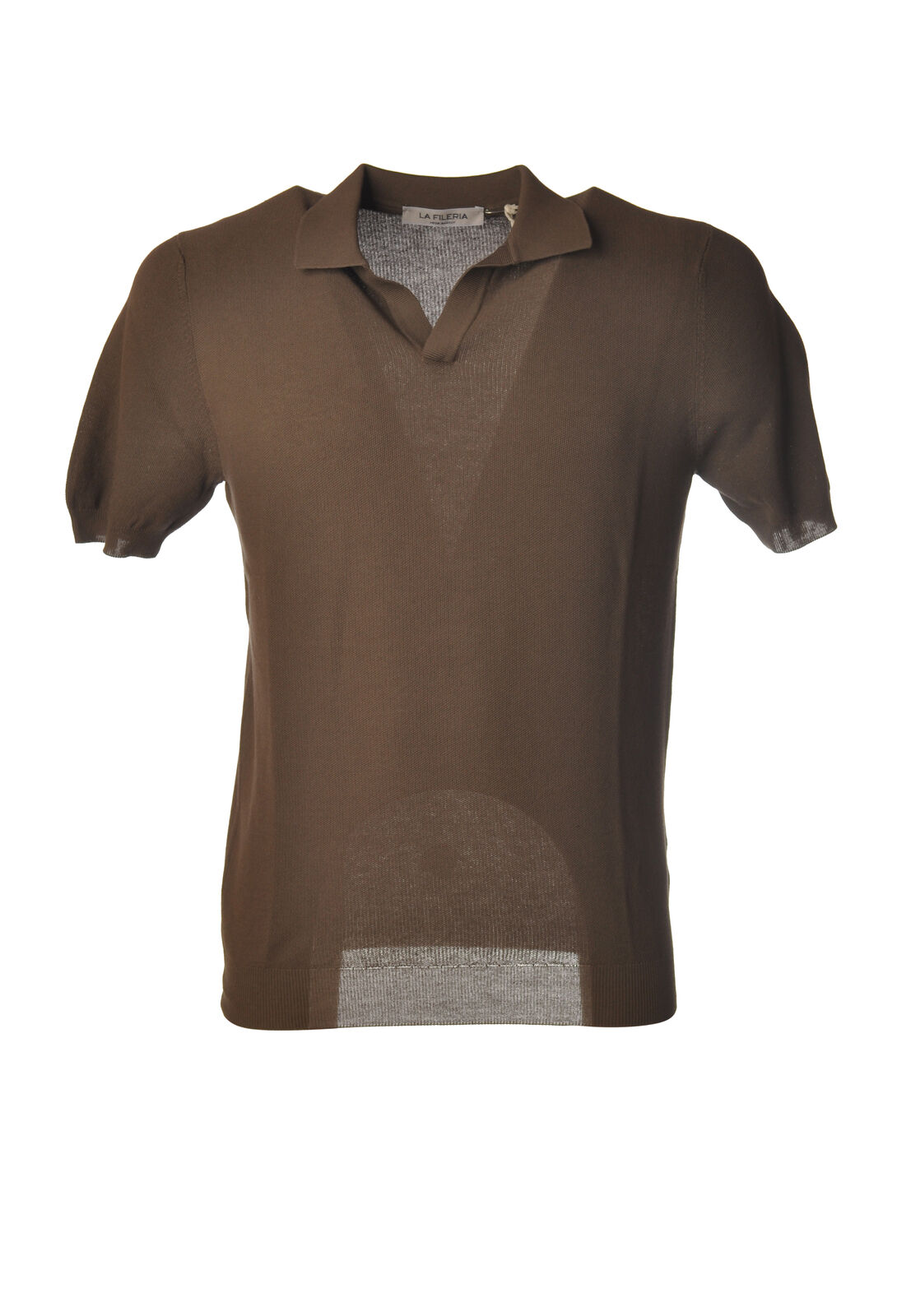 LA FILERIA - Topwear Polo - Mann - Beige - 6072418C191233