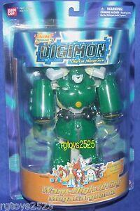DIGIMON-Warp-Digivolving-8-034-MegaGargomon-Terriermon-Factory-Sealed-New-2002