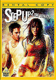 Step Up 2 - The Streets [DVD], Excellent DVD, Christopher Scott, Briana Evigan,