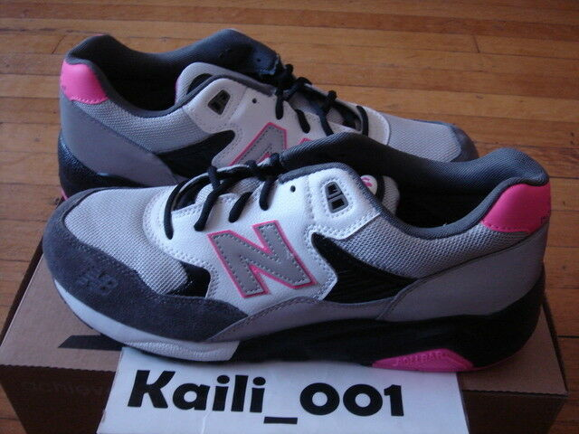 New New New Balance MT580 Dimensione 11.5 grigio bianca rosa 3M MT580HOT 2009 B d81883