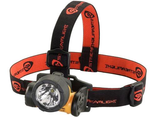 Streamlight 61025 Trident HAZ-LO Division 1 Headlamp White LED//Yellow 85 Lumens