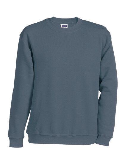 Nicholson Herren Sweatshirt Arbeits Pullover Pulli Sweater bis 5XL James