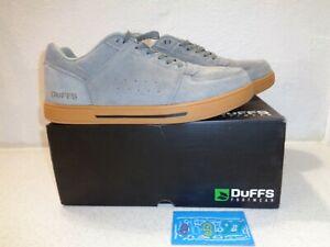 DUFFS KCK Kareem Campbell Kick's Og KCK's Grey Suede Gum 44eur 11us 10uk