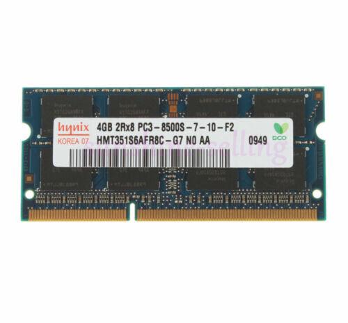 For Hynix 8GB 4GB 2GB DDR2 DDR3 5300 6400 12800 667 800 Laptop Memory RAM Lot MT