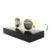 Super Sunglasses PLJ Panama Oro Gold by RETROSUPERFUTURE NEW