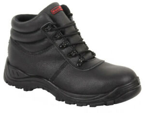 Blackrock-Mens-Wide-Fit-WATERPROOF-Chukka-Safety-Work-Boots-Steel-Leather-S3-WR