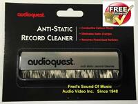 In Package Audioquest Carbon Fiber Record Cleaner Lp Vinyl Cleaning Brush