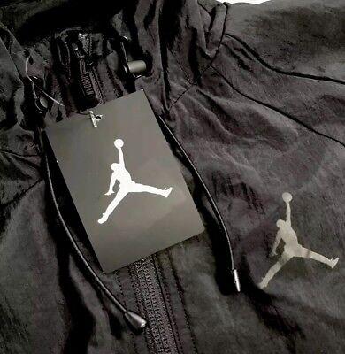 Détails sur Homme Nike Air jordan WINGS Coupe Vent à Capuche Veste MJ 23 Top Casual Gym afficher le titre d'origine