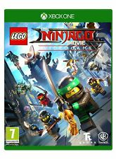 Lego Ninjago Movie Game Xbox One NEW