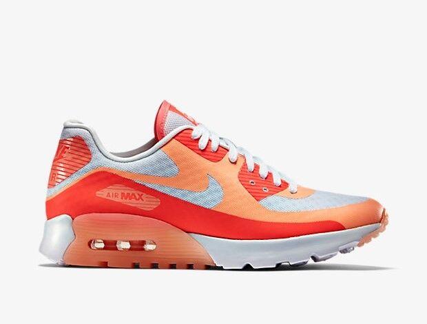 NEW Sz  Nike WMNS Air Max 90 Ultra Breathe Sz NEW 9 725061 100 (#3034) 3715bf