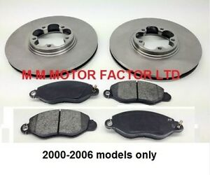 FORD-TRANSIT-2-0-2-3-2-4-DI-TDI-TDCI-RWD-FRONT-VENTED-BRAKE-DISCS-AND-PADS-SET