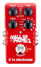 TC Electronic Hall of Fame Reverb V2 TonePrint Pedal