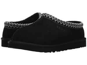 be3fa4f2943 Details about NEW UGG Mens Tasman 5950-Black Slipper Shoes Sandals Clog  Water Resistant-NIB
