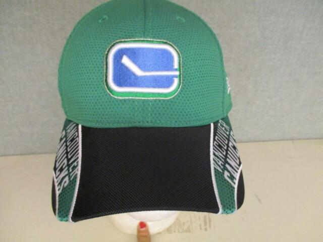 74eaa00aa47 New Vancouver Canucks Mens Size OSFA New Era 9Forty Adjustable Cap Hat  23