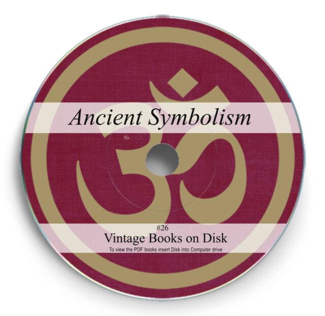 Rare Symbolism Books On Dvd Ancient Occult Symbol Sign Sacred