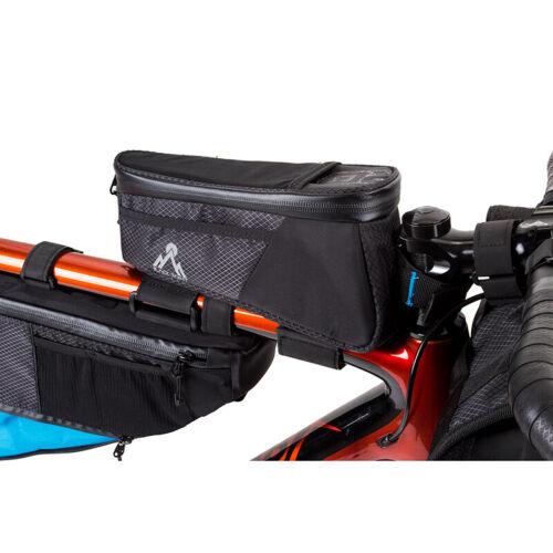 122ci Water Resistant Macropod Bikepacking Top Tube Bag