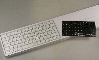 Prl) Apple Magic Keyboard German Qwertz Tastiera Tedesca Mac + Adesivi Italiano Acquista Ora