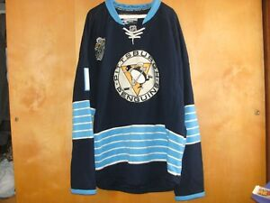 Image is loading PITTSBURGH-PENGUINS-2011-WINTER-CLASSIC-AUTHENTIC-HOCKEY- JERSEY- 40d2f5b57