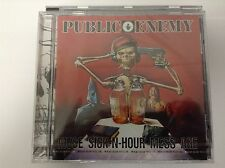 PUBLIC ENEMY Muse Sick-N-Hour Mess Age CD NEW & SEALED