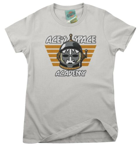 Women/'s T-Shirt Ace Frehley Kiss Ace/'s Space Academy inspired