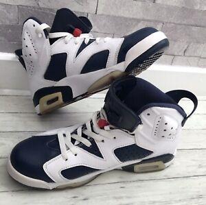 Nike Air Jordan 6 Retro Olympic London