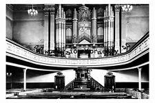 pt9471 - Pipe Organ in Wesleyan Chapel , Batley , Yorkshire - photograph