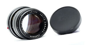 Leica-Tele-Elmarit-90mm-f2-8-M-034-Thin-034-1973-Pre-Production-Excellent