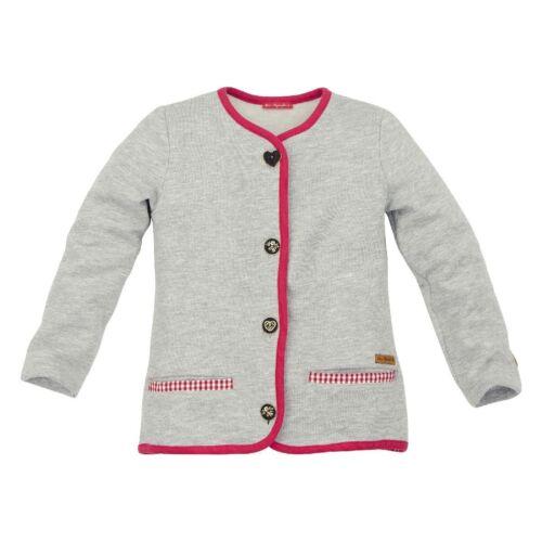 Bondi chica Trachten chaleco Sweat chaqueta janker Alpes suerte nuevo 104 116 122 134
