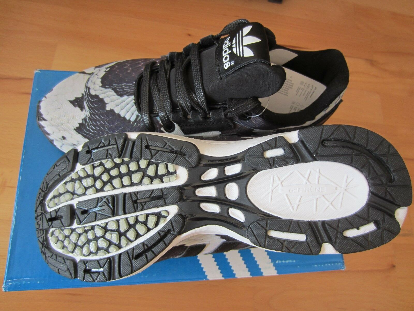 Adidas Originals ZX Flux Tech W S81526 Damen Sneakers Gr.36 NEU 2/3 und 37 1/3. NEU Gr.36 2cf0d3