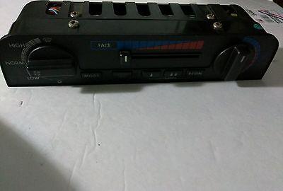 DBC5844,Jaguar Climate Control Unit Jaguar 90-92 Xj6,Vdp Ac /& Heating Control