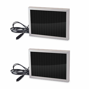 Stealth-Cam-12-Volt-Battery-Charger-Solar-Panel-Game-Camera-Accessory-2-Pack