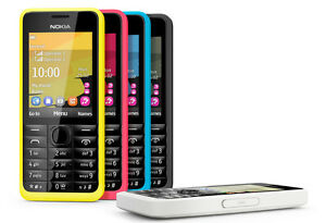 NOUVEAU-Nokia-301-ROUGE-Deverrouiller-3G-Telephone-portable-SIM-Debloque