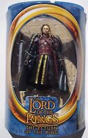 Lotr. Eomer In Ceremonial Armor. Return Of The King. New. Half-moon Package 2003