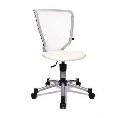 Kinder Büro Stuhl Drehstuhl Schreibtisch Topstar Titan Junior pink rosa B-Ware