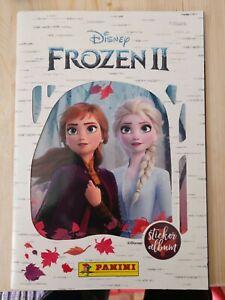 Disney Frozen 2 Sticker Album Panini