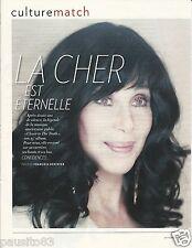 Coupure de presse Clipping 2013 La Cher est éternelle  (3 pages)